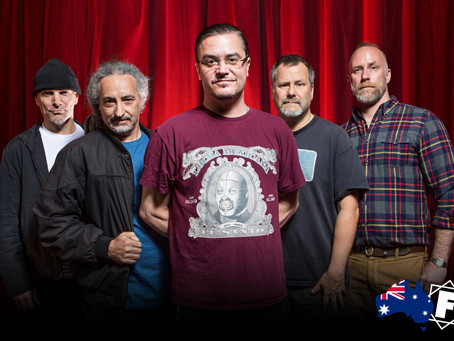 Faith No More Postpone Australian And New Zealand Dates Due to Covid-19