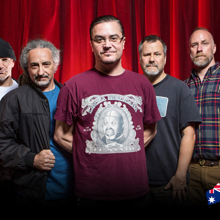 Faith No More Rescheduled Australian Dates For 2022