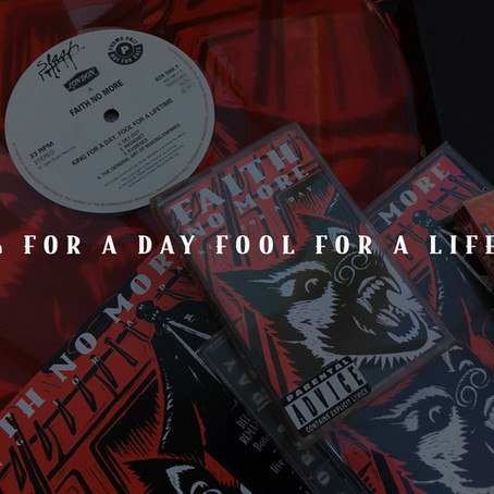 Faith No More Released 'King For A Day Fool For A Lifetime' 26 years Ago