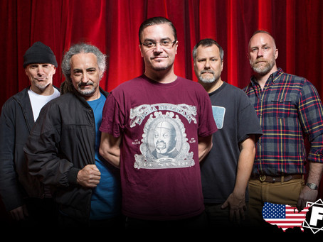 Rescheduled Faith No More U.S Dates for May 2021