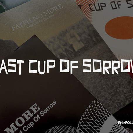 Faith No More Released The Single 'Last Cup Of Sorrow' 23 Years Ago