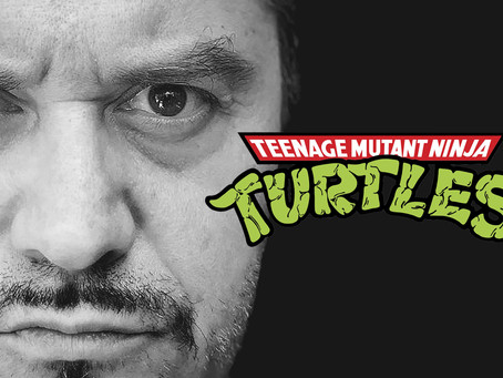 Listen To The Teenage Mutant Ninja Turtle Theme Sung By Mike Patton