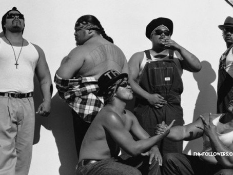 Faith No More Pay Tribute To Gangxta Rid Of Boo Yaa T.R.I.B.E