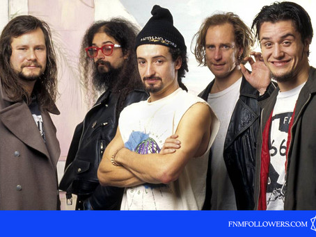 Faith No More | Helsinki Ice Hall, Finland - 28th October 1992