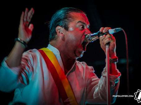 Faith No More | Royal Center, Colombia - September 18th 2015