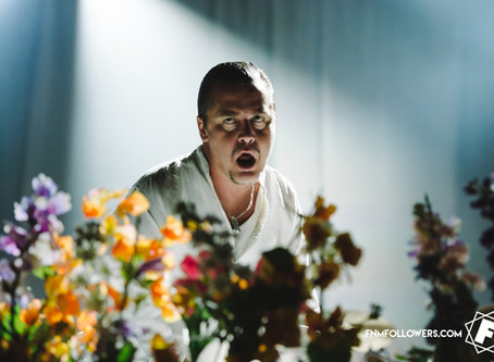 Faith No More | Bumbershoot Festival, Seattle - September 6th 2015