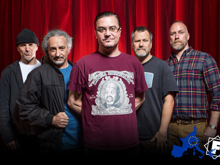 Faith No More add Two more European Dates