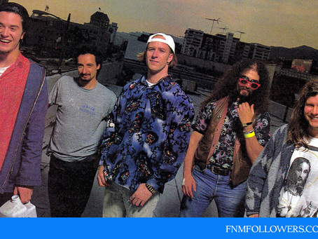 Faith No More | Hot Metal - August 1992