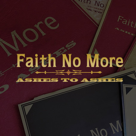 Faith No More Released 'Ashes To Ashes' 24 Years Ago