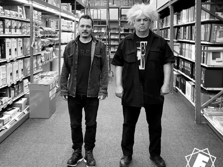 Listen To 'Science in Modern America' The New Single From Buzz Osborne feat Trevor Dunn