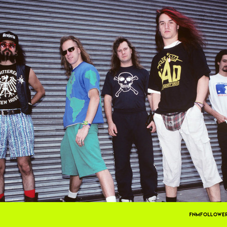 Faith No More | BAM Magazine - October 5th 1990