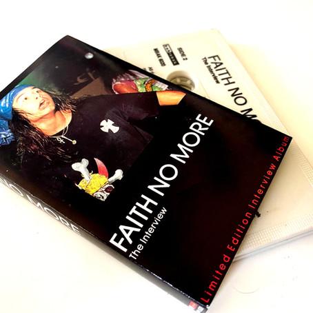 Listen To Faith No More 1990 Interview