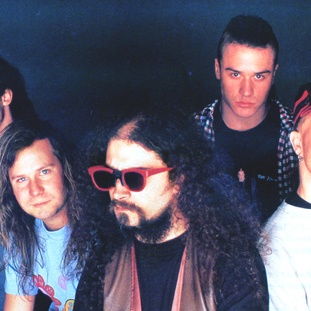 Faith No More First Show In Chile 30 Years ago