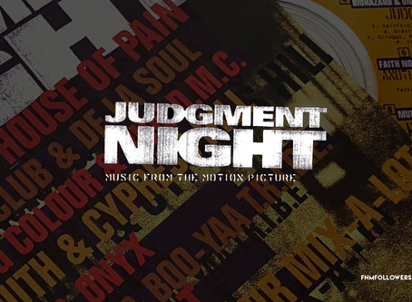 'Judgment Night Music From The Motion Picture' Was Released 27 Years Ago!