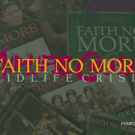 Faith No More Released 'Midlife Crisis' 29 Years Ago!
