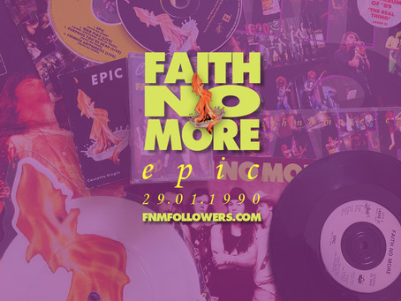 Faith No More - The Story Of 'Epic'