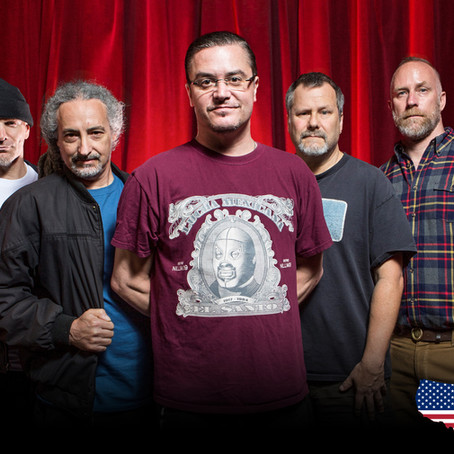 Faith No More New U.S. Dates In September