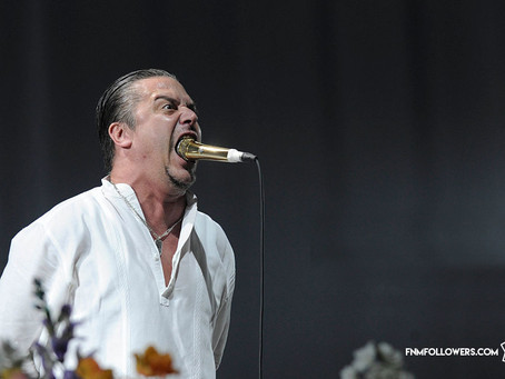 Faith No More | Alsterdorfer Sporthalle, Germany - June 23rd 2015