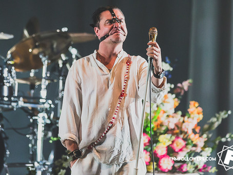 Faith No More | The Wiltern, L.A - April 22nd 2015