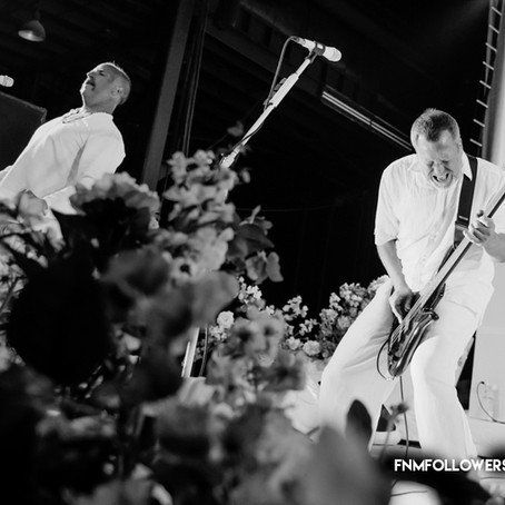 Faith No More | Southside Ballroom, Dallas - July 27th 2015