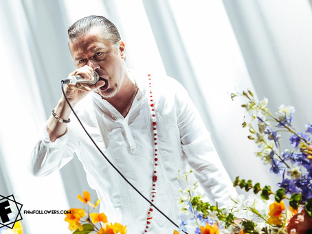 Faith No More | Rock Im Revier, Germany - May 29th 2015