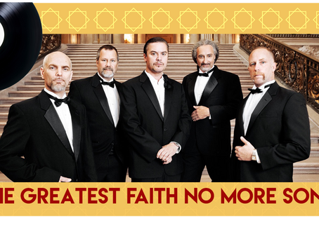 The Greatest Faith No More Song - Every FNM Song Ranked By The Fans