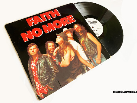 Faith No More | Hammersmith Odeon - April 27th, 1990