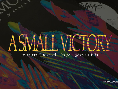 Faith No More Released 'A Small Victory - Remixed By Youth' 28 Years Ago!