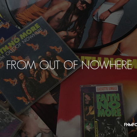 Faith No More Released Their Single 'From Out Of Nowhere' 31 Years Ago