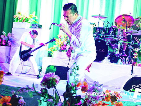 Faith No More | Madison Square Garden, New York - August 5th 2015