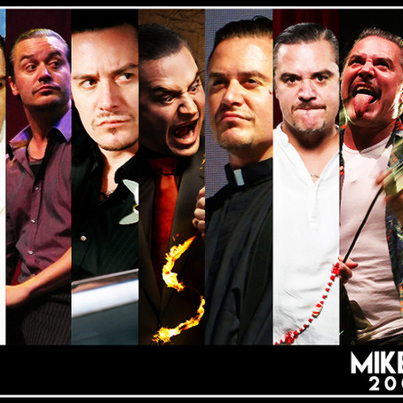 A Decade of Mike Patton 2009 to 2019