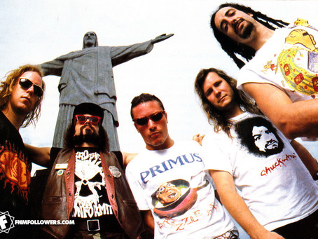 Faith No More | Rock In Rio 2, Brazil - January 20th 1991