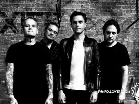 Listen To Dead Cross Cover Of Black Flag's 'Rise Above'