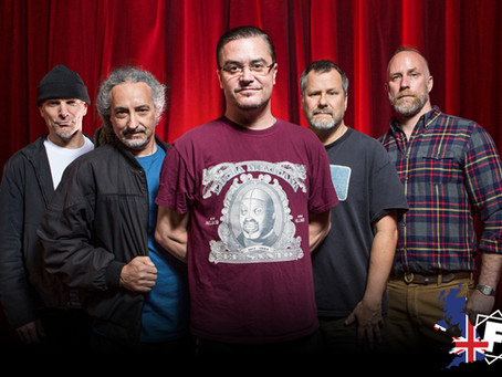 Faith No More UK Tour Rescheduled for 2022