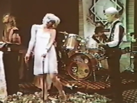 Faith No More With Courtney Love Vocals (1984) Video Footage