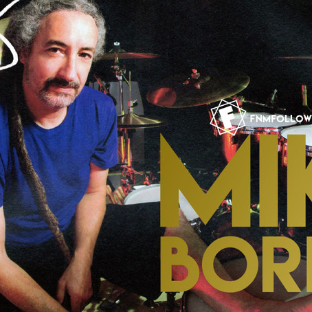 Happy Birthday Mike Bordin