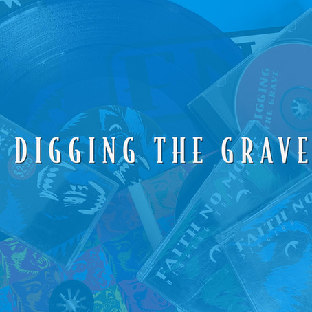 Faith No More Released 'Digging The Grave' 26 Years ago