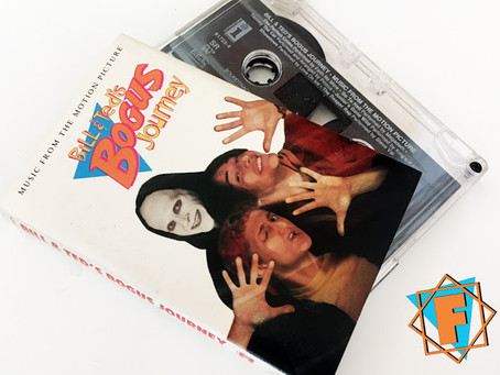 Bill & Ted's Bogus Journey Soundtrack Was Released 29 Years Ago!