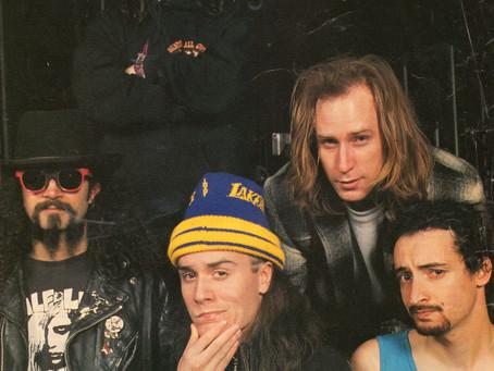 Faith no more | Kerrang! - February 10th 1990