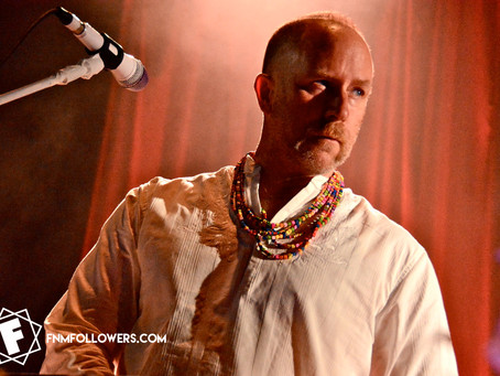 Faith No More | Paramount Theater, Seattle - April 16th 2015