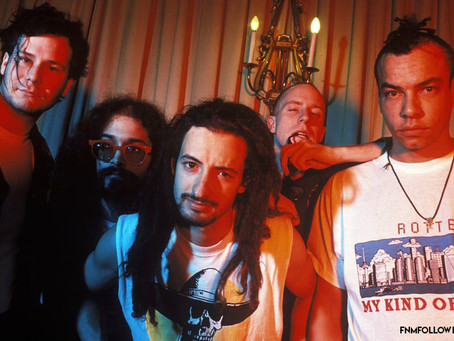 Faith No More | Kerrang! - January 30th 1988