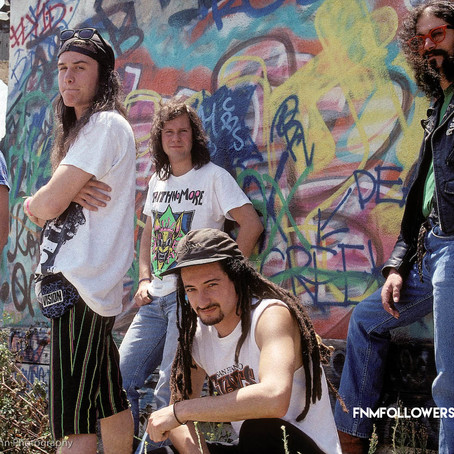 Faith No More And The Fall Of The Berlin Wall