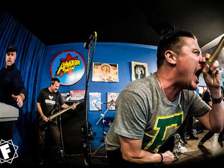 Faith No More | Amoeba Records, SF - 28th November 2014