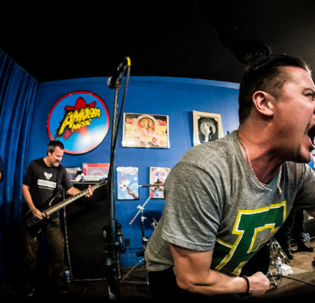 Faith No More | Amoeba Records, SF - 28th November 2014