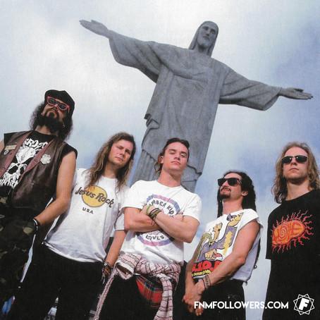 Faith No More at Rock In Rio II 1991