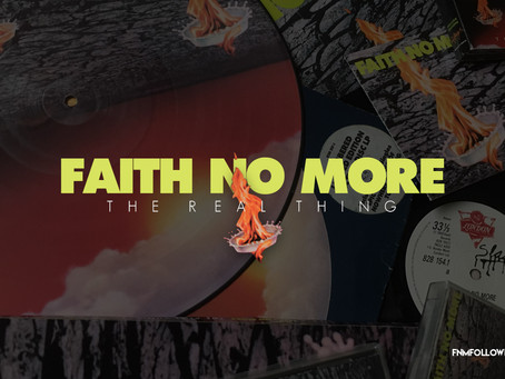 Faith No More 'The Real Thing' Q&A