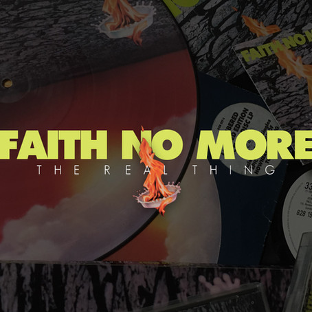 Faith No More 'The Real Thing' Was Released 32 Years Ago