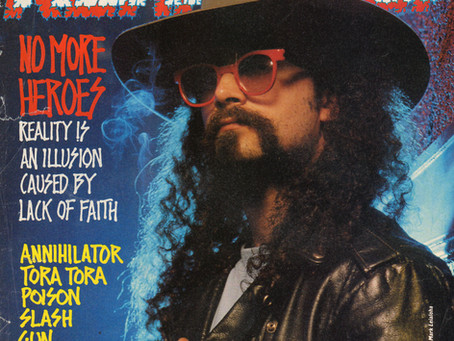 Faith No More   Kerrang! - July 8th 1989