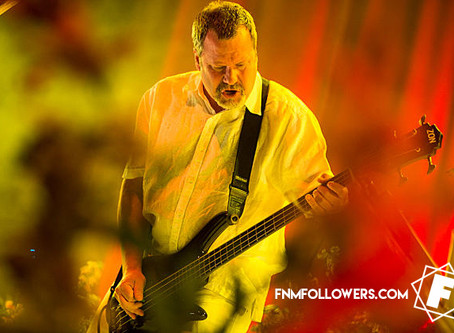 Faith No More | Blue Hills Bank Pavilion, Boston - August 4th 2015