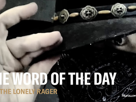 Mike Patton the Lonely Rager 'Word Of The Day' Supercut